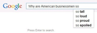 Why are american businessmen so -autofill screenshot 1may14