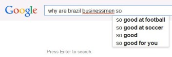 Why are Brazil businessmen so -autofill screenshot 1may14