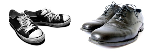 startup-vs-corp-shoes
